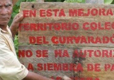 Enrique Petro, líder social de Curbaradó es amenazado por paramilitares de las AGC