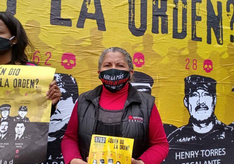 Por no cumplirle a la verdad, víctimas exigen que Mario Montoya sea expulsado de la JEP