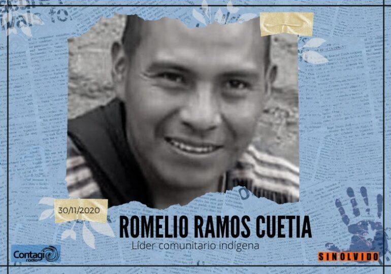 Líder indígena es asesinado en Suárez, Cauca