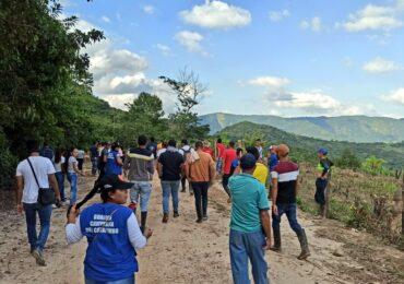 Comunidad del corregimiento de La Silla en Tibú en riesgo de desplazamiento por enfrentamientos armados