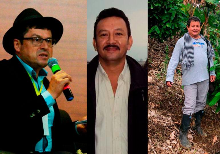 Bancada de oposición rechaza montajes judiciales contra líderes sociales