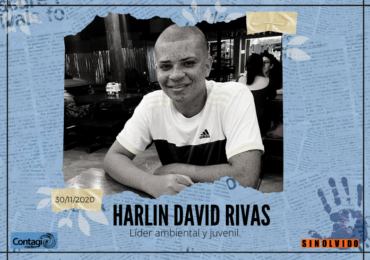 Líder juvenil y ambiental asesinado en Quibdó, Choco
