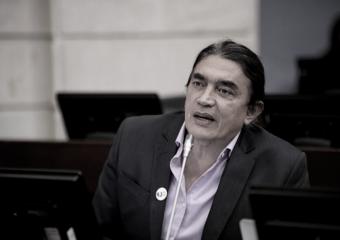 El 15 de Febrero habrá anuncios sobre estrategia electoral: Gustavo Bolívar