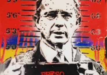 """""""La manifestación gráfica es más que válida"""": así se protesta desde el arte"""