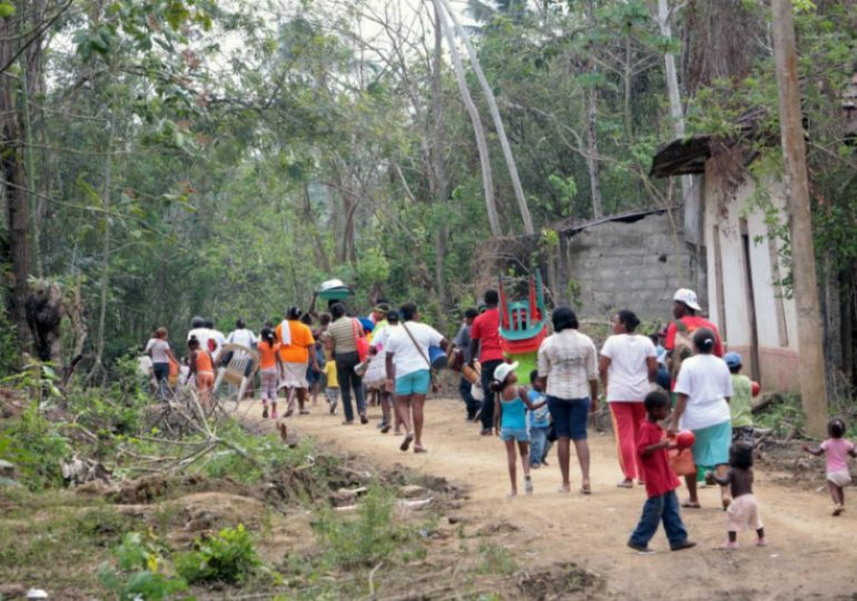 6000 personas de zona rural de Timbiquí en riesgo de desplazamiento: Cococauca