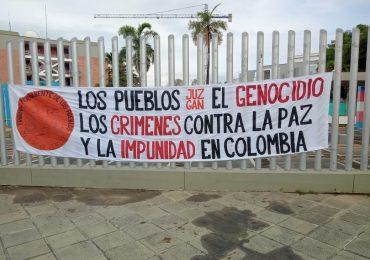 TPP día 2: en Bogotá continúan las denuncias contra el Estado por genocidio político