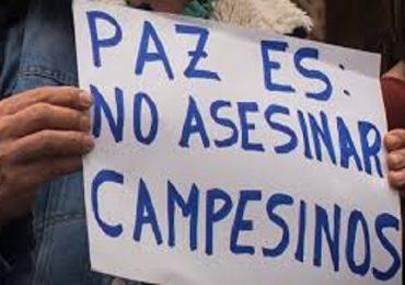 Líder campesino y activista del Paro Nacional fue asesinado en Nariño