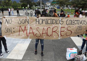Nueva masacre en Norte de Santander