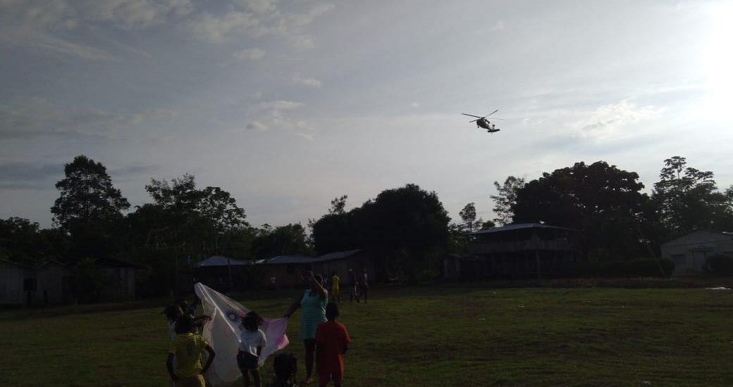 Operaciones militares reviven el terror en Cacarica, Chocó