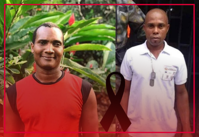 Asesinan a dos líderes sociales en Nuquí, Chocó