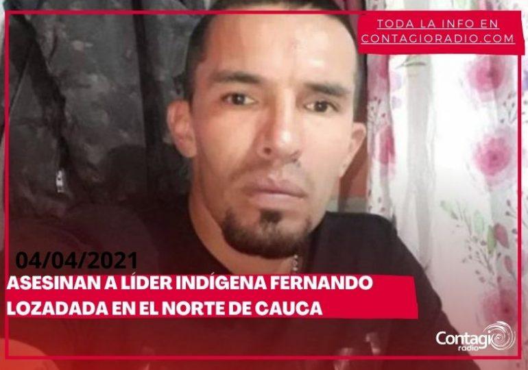 Asesinan a líder indígena que trabajaba para la UNP
