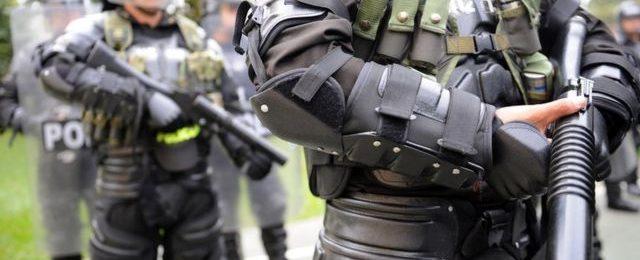 Llegarían $14.000 millones en municiones para el ESMAD a pesar de que  exigen su desmonte