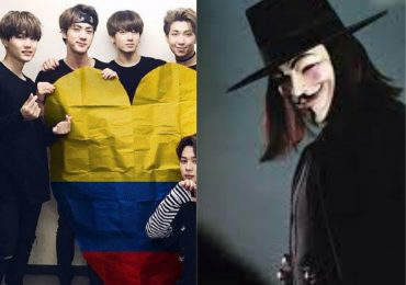 Anonymous y KPopers, respaldo mundial al Paro Nacional