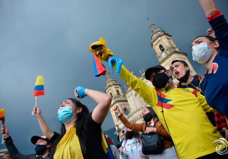 """Movilizaciones del 12 de mayo """"re-potencializan el Paro Nacional"""""""