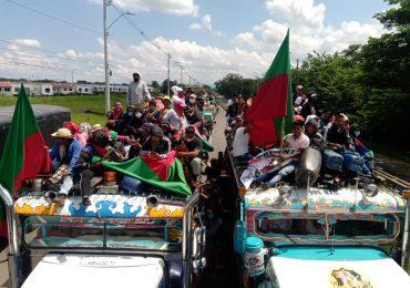 La Minga regresa a Cauca y Arzobispo pide perdón