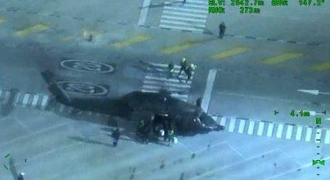 Colegio Claretiano rechaza aterrizaje de helicóptero en sus instalaciones