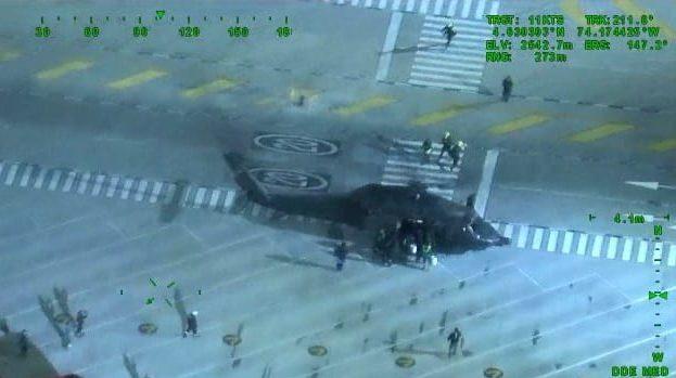 Colegio Claret rechaza aterrizaje de helicóptero en sus instalaciones