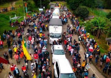 Camino de vida: se abre corredor humanitario por 24 horas