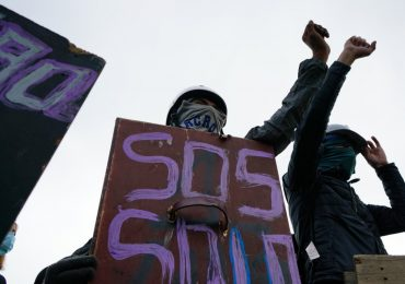 Concejales denuncian violaciones de DDHH en el Portal de las Américas