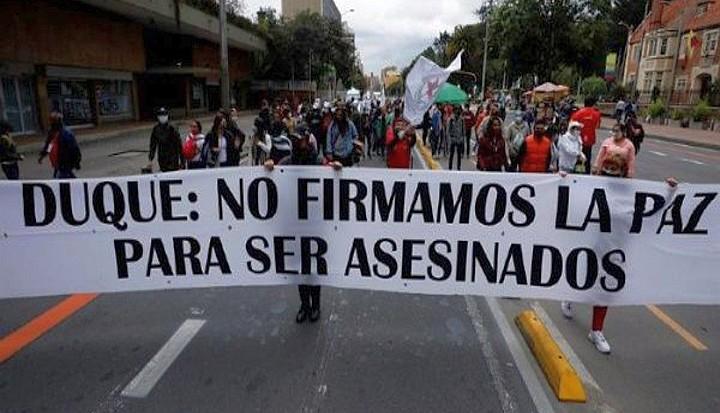 Asesinan a Luis Eduardo Hinestroza, excombatiente y firmante de paz en Choco