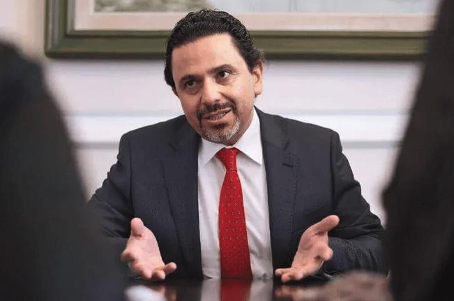 Miguel Ceballos, Alto Comisionado de Paz confirmó su renuncia