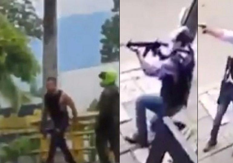 ONU y CIDH piden investigación por civiles armados frente a la fuerza pública en ataque a manifestantes