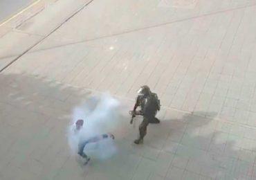 """Hubo """"uso dirigido de las armas de fuego"""" contra manifestantes: Parlamentarios alemanes"""