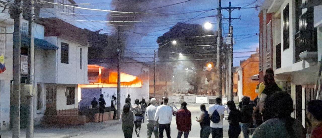 Crece la indignación por asesinato de Sebastían y muerte de Alison en Popayán