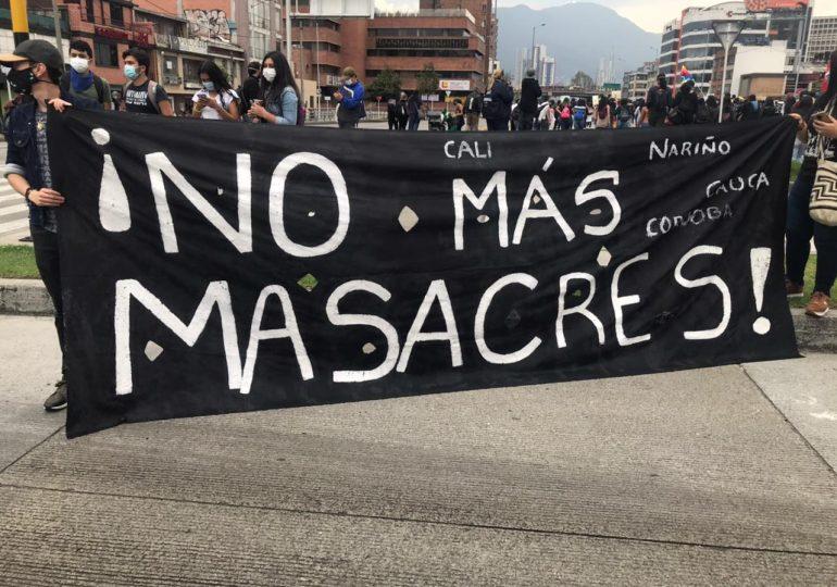 Masacre 37 en Colombia, ahora en el Tambo, Cauca
