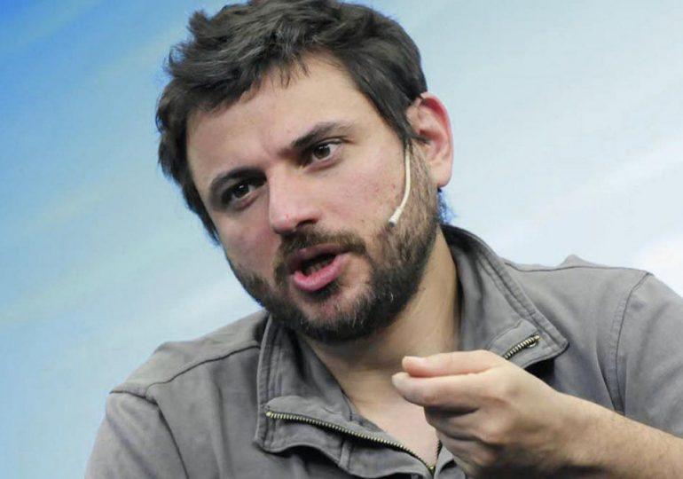 Detenido y agredido nuevamente por un Gobierno autoritario: Juan Grabois