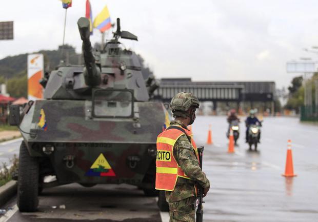 Secretario de Seguridad de Bogotá presentó su renuncia