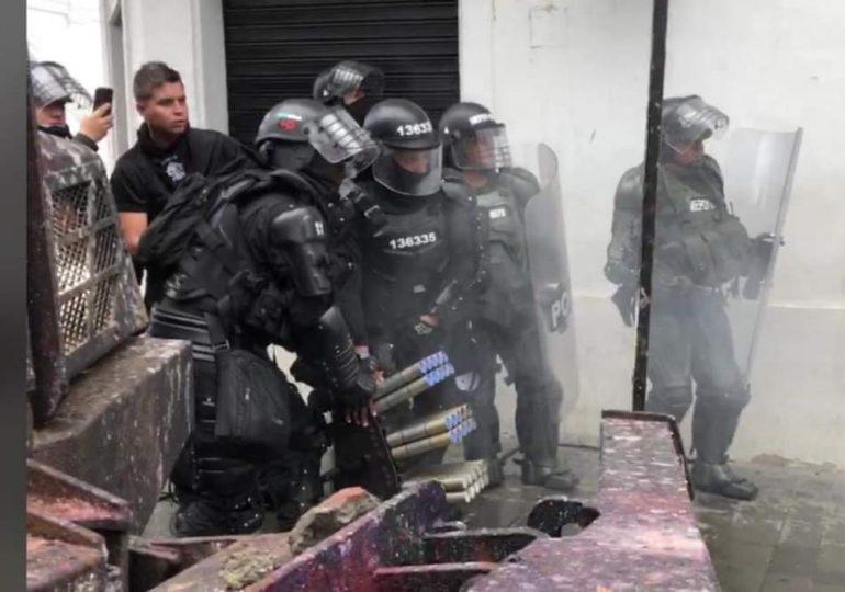 """En Popayán se estaría organizando """"limpieza social"""" contra manifestantes"""