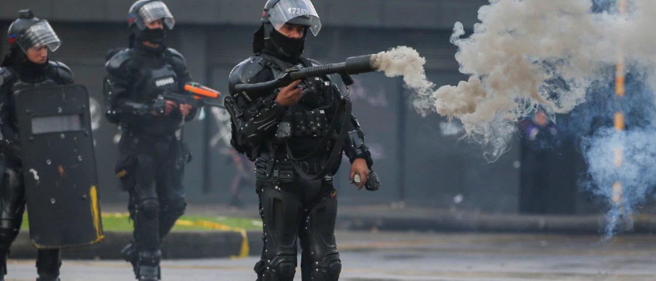 ESMAD habría asesinado a Jaime Fandiño en el Paro Nacional en Usme