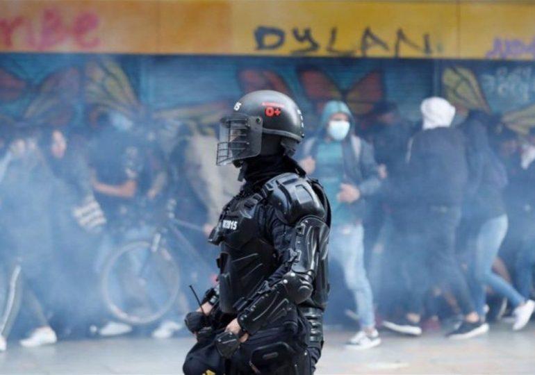 """""""Represión desbordada"""" balance de 4 días de Paro Nacional"""
