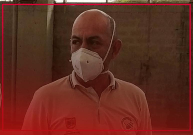"""Asesinan en Cali a Armando Álvarez, el """"ángel guardián"""" de los heridos de Puerto Resistencia"""