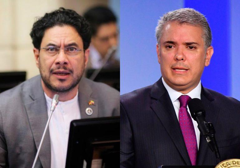 Senador Cepeda presentó Acción de Tutela en contra de Iván Duque por Decreto 575