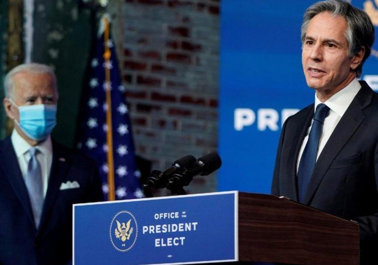 """""""El pueblo tiene derecho a manifestarse"""" Secretario de Estado de EEUU sobre Paro Nacional"""