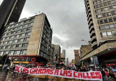 Ataques a manifestantes en Barranquilla en la previa del Colombia vs Argentina