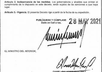 Radican tercera acción judicial para solicitar la nulidad del decreto 575: Entrevista