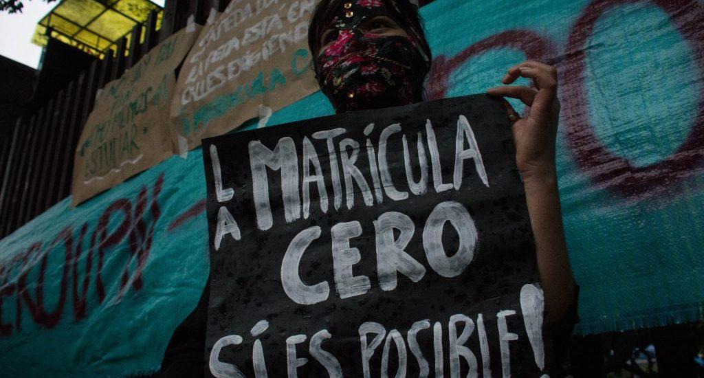 Congreso hundió proyecto de Matrícula Cero