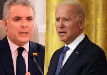 Gobierno colombiano omitió informar sobre respaldo de Joe Biden a la protesta pacífica