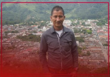 Asesinan al líder social Danilo Galindo junto con su hijo en Arauca