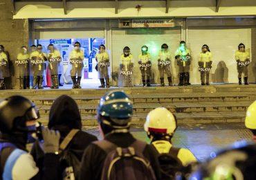 Confirman uso del Portal Suba y Américas de TransMilenio como centro de detención de manifestantes en Paro Nacional