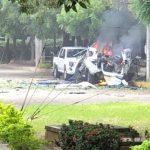 Atención: Fuerte explosión en batallón del Ejército en Cúcuta