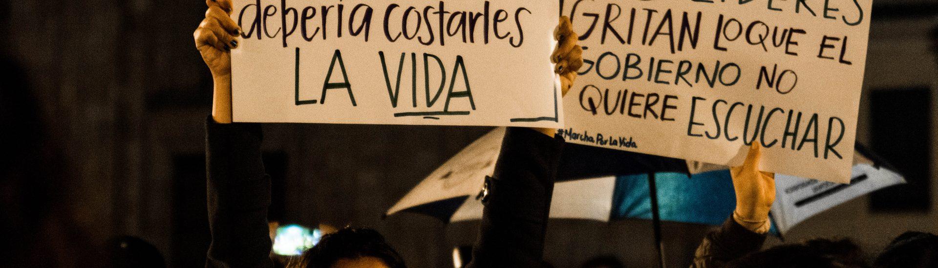 Asesinan en El Carmen al líder social Jean Carlos Rodríguez Díaz