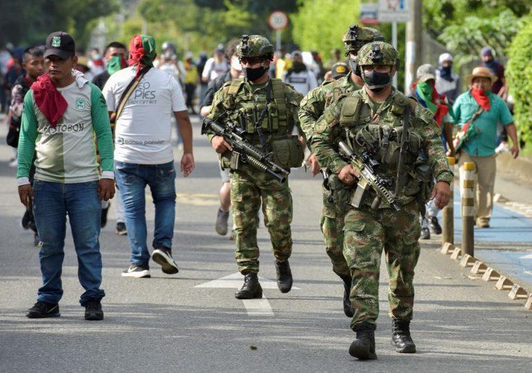 Consejo de Estado suspende decreto de asistencia militar en la protesta social
