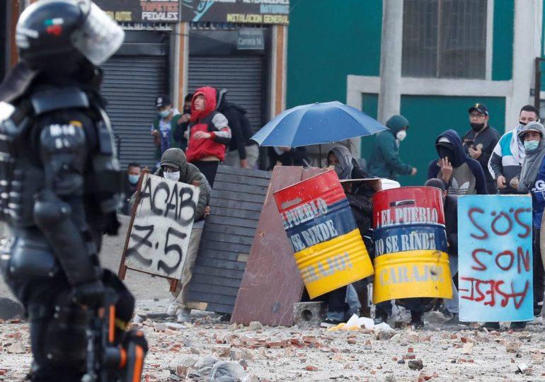 Colombia es el segundo país del mundo con más muertes al día por protestas