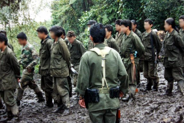 Al menos 18.667 niños y niñas fueron reclutados por las FARC-EP: JEP