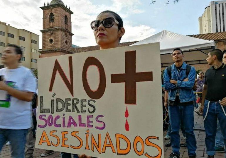 Asesinan a líder social Jesús Albeiro Gutiérrez