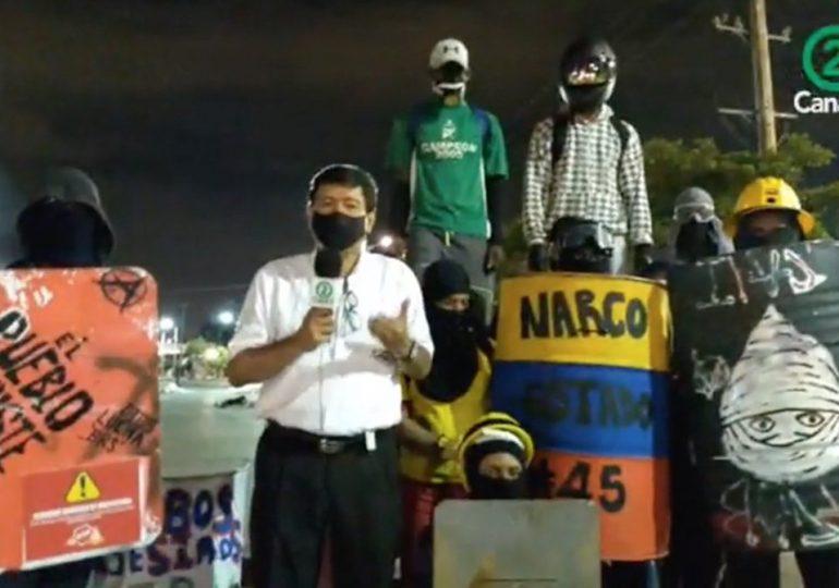 35 congresistas piden medidas de protección ante amenazas contra Alberto Tejada del Canal 2